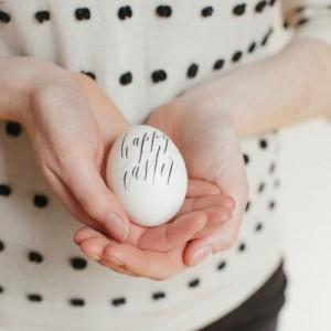 Calligraphy-Eggs