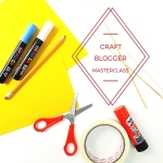 Masterclass for Craft Bloggers