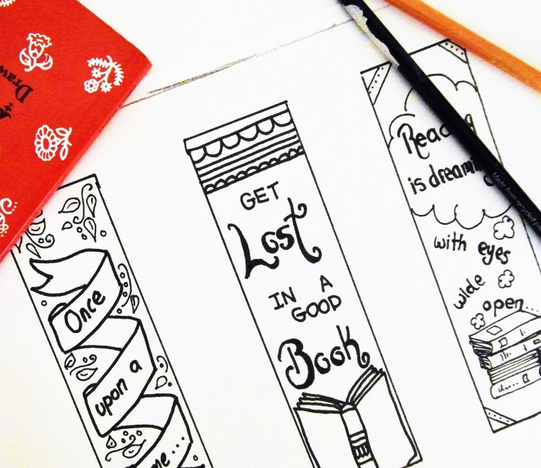 Book Mark Printables