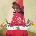 Kid's life drawing class, the adventures of Little Red Riding Hood