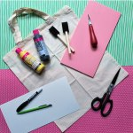 Printing on textiles - design and print your own tote bag workshop