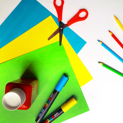 Essential Art And Craft Supplies For Kids What Materials You Need At Home
