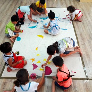 Group-Art-Projects-For-Kids-5