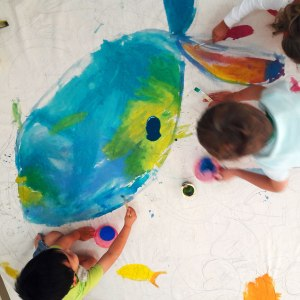 Group-Art-Projects-For-Kids