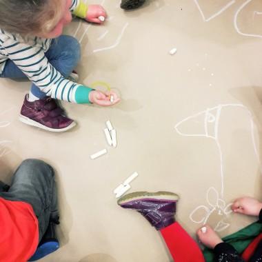 Early Years Art Childrens Development Gross Motor Skills